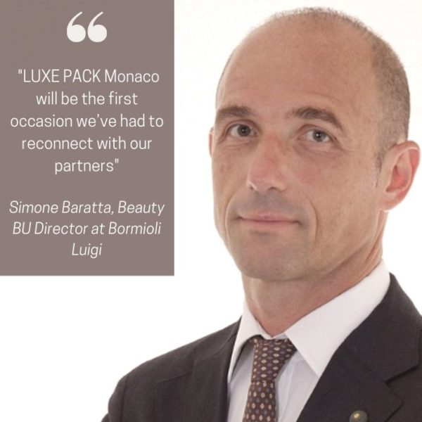 """Bormioli Luigi's Simone Baratta: """"We have a proactive role to play in the market's recovery"""""""