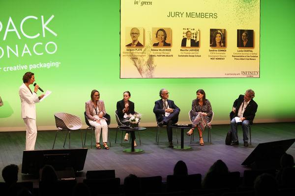 LUXE PACK in GREEN 2021: the winners in Monaco